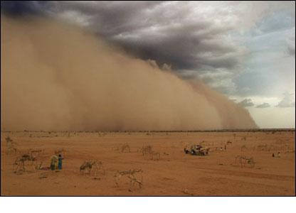 Las tormentas de polvo en la región de Baja California de México _40818423_foto10