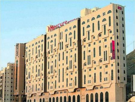 hotel mercure grand umm al qura makkahjpg